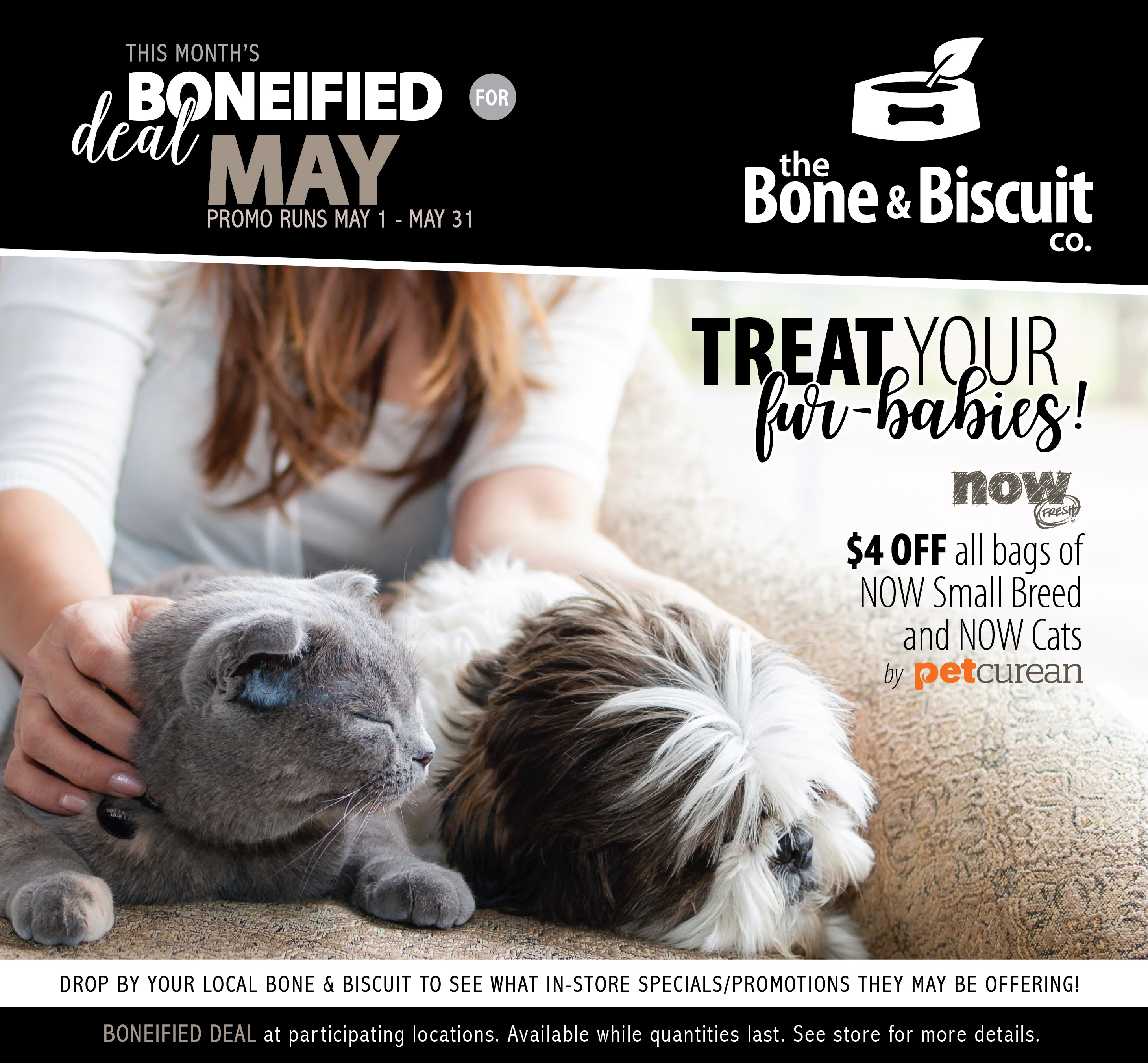 This month's boneified deal!