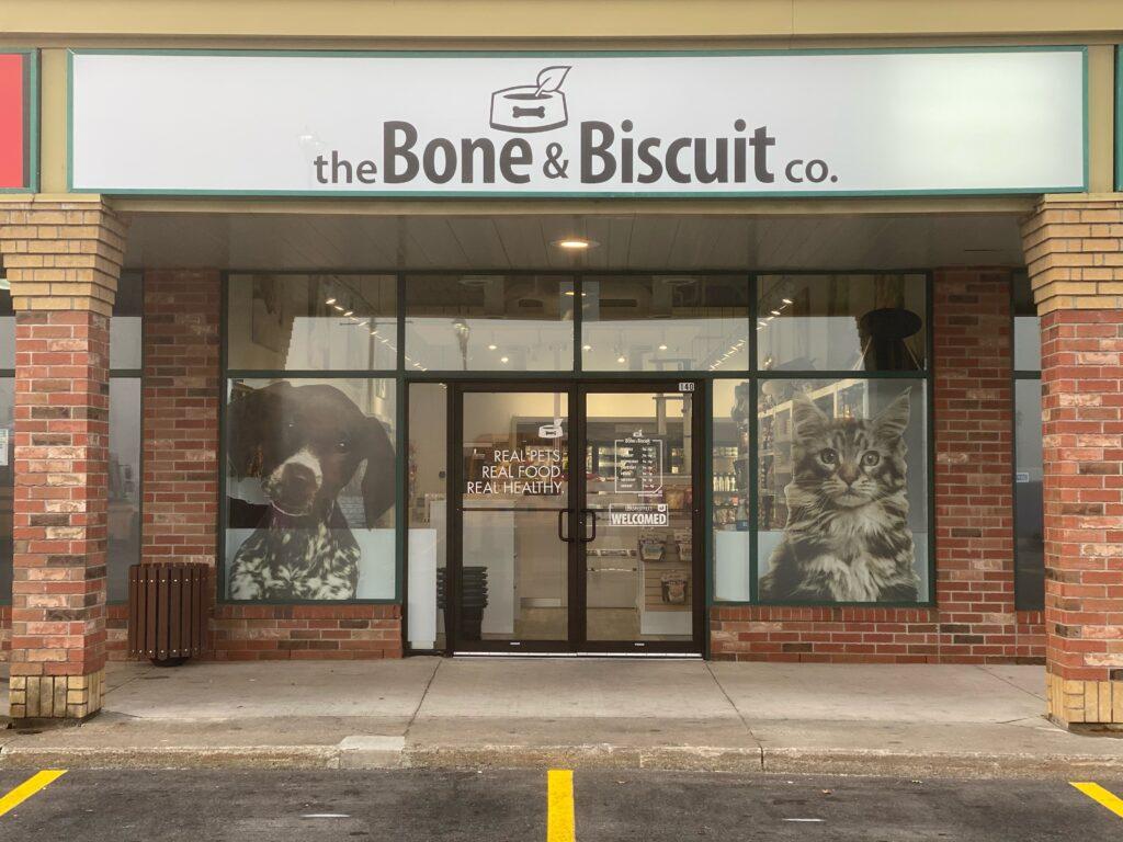 Bone & Biscuit Welland Exterior